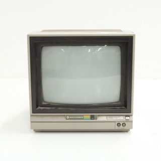 Vintage Commodore Colour Video Monitor Model 1701 405