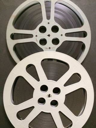 Movie 16mm TWO LOST WORLDS Feature Vintage 1951 Drama Film Horror Sci - Fi 2