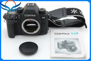 Rare 【mint 】contax N1 35mm Slr Film Camera Body Only From Japan 516