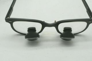 Designs For Vision Surgical Loupes Telescopic Lens Vintage - Cond