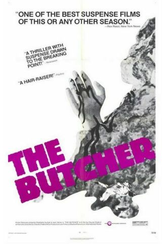 35mm Trailer The Butcher (