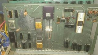 Swtpc Mp - A Ami Gray Trace S6800 Microprocessor System Vintage Computer Board