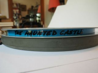 F.  W.  Murnau THE HAUNTED CASTLE (1921) RARE 16mm feature complete on 1 reel 2