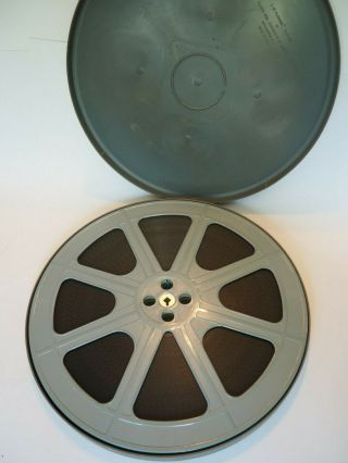 F.  W.  Murnau THE HAUNTED CASTLE (1921) RARE 16mm feature complete on 1 reel 3