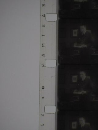 F.  W.  Murnau THE HAUNTED CASTLE (1921) RARE 16mm feature complete on 1 reel 7