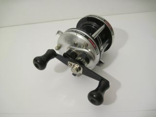Vtg Abu Garcia Ambassadeur 5500 C Hi - Speed Baitcast Fishing Reel Rare Serial