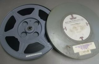 Vintage 16mm Film - Keep Track Of Trains - Train Accidents In Iowa - Great Color