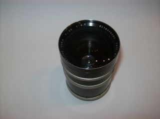 VERY RARE P.  ANGENIEUX 2.  5/35 FUNCTIONAL 35MM 2.  5 M39 LEICA MOUNT MADE WIDE LENS 4