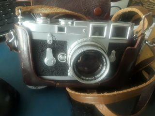 Leica M3 That Belonged To An Mgm Photographer And War Photographer Bert Lynch