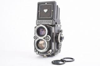 Rolleiflex 2.  8f 6x6 Tlr Camera With Zeiss Planar 80mm F/2.  8 V79