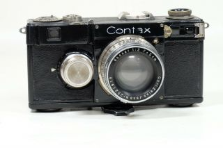 Contax I (f) With 50mm Lens