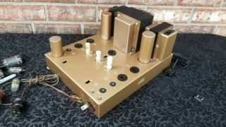 Leak Tube Amplifier Stereo 50 / Youtube Video