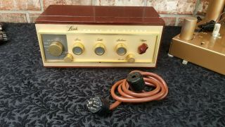 Leak Point One Preamplifier Tube