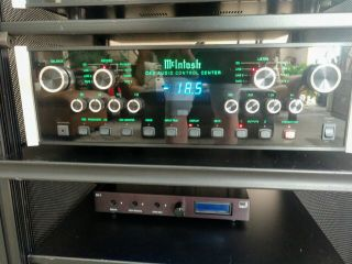 Mcintosh C42 Preamplifier W/phono & Led