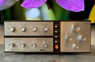 Harman Kardon Citation I Stereo Tube Pre Amplifier - Completely Restored - Video