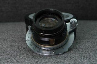 Cooke Speed Panchro 35mm In M39 Mount
