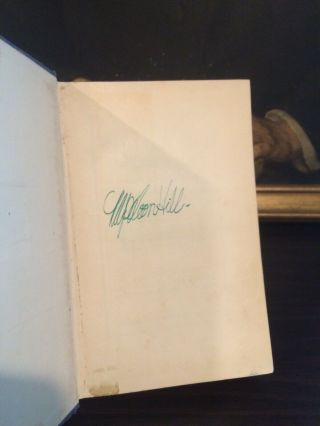 Signed/ First Edition 1939 /How To Sell Your Way Through Life Napoleon Hill 2