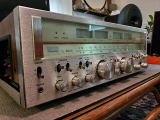 Sansui G - 8000 Pure Power Dc Stereo Receiver