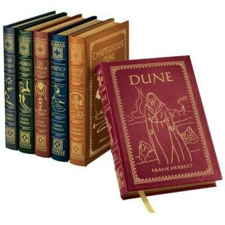 Dune Chronicles Easton Press Limited Edition 2014