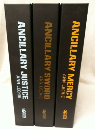Ann Leckie - Ancillary Justice - Subterranean Press Lettered