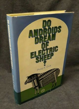 Philip K Dick - Do Androids Dream Of Electric Sheep - First British Edition 1969