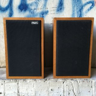 Rogers Ls3/5a Low Serial Bbc 15 Ohm Studio Monitor Speakers