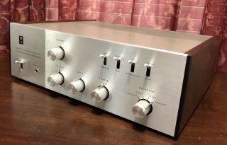 Jbl Sa600 Integrated Stereo Amplifier / Sg520,  Se400s Lansing For L100 4343 C36