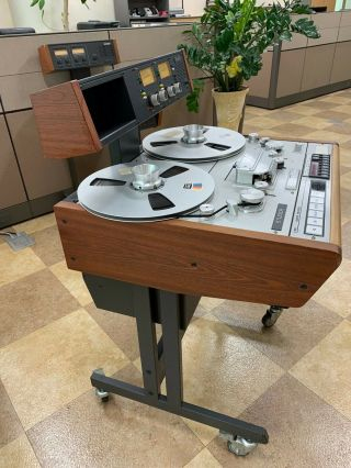 STUDER A820 Professional Tape Recorder 5