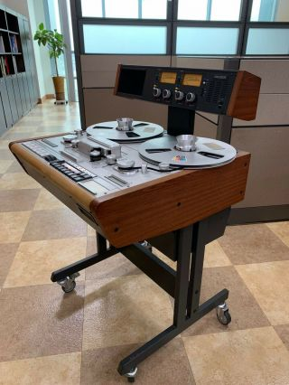 STUDER A820 Professional Tape Recorder 6