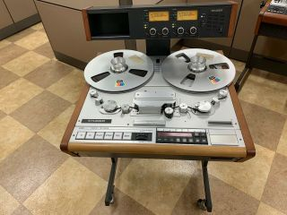 STUDER A820 Professional Tape Recorder 7