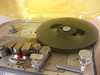 Nagra IV - S STEREO Reel to Reel Portable Deck Deck 4
