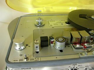 Nagra IV - S STEREO Reel to Reel Portable Deck Deck 5