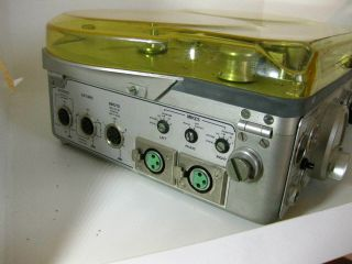 Nagra IV - S STEREO Reel to Reel Portable Deck Deck 6