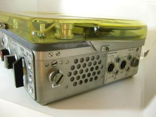 Nagra IV - S STEREO Reel to Reel Portable Deck Deck 7