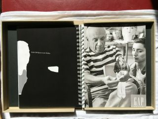 Robert Heinecken: Wore Khakis.  SIGNED LIMITED EDITION Photobook,  only 20 copies 11