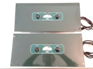 Altec Lansing 128 - B Power Amp Tube Matched Pair El34 6ca7 Audio Stereo R To R