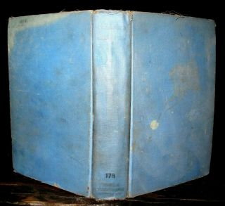 1944 Alcoholics Anonymous 1st Edition 5th Printing Big Book Baby Blue Aa Rarest