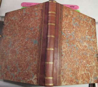 Narrative Of Four Journeys - South Africa/1790/fine Lthr.  /20 Engraved Plts - Lrg.  Map