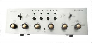 Fisher 400c Tube Amplifier,  No Resv