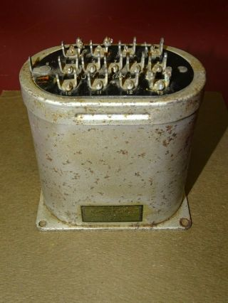 Western Electric Type 7A Auto Transformer,  for Tube Audio,  Good 2