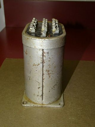Western Electric Type 7A Auto Transformer,  for Tube Audio,  Good 4