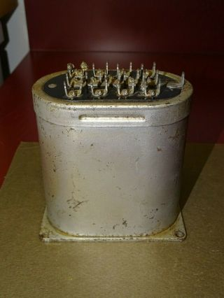 Western Electric Type 7A Auto Transformer,  for Tube Audio,  Good 5