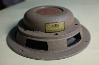 "Altec 756a 10 "" Loudspeaker Unit Same As Western Electric 756a"
