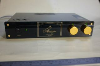 Shindo Aurieges Tube Preamplifier W/ Mm Phono Section
