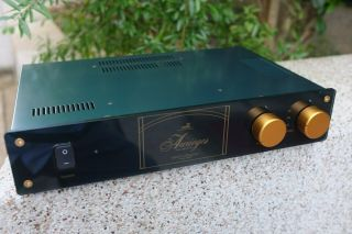 SHINDO AURIEGES tube preamplifier w/ MM PHONO Section 2