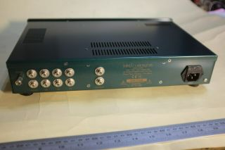 SHINDO AURIEGES tube preamplifier w/ MM PHONO Section 3
