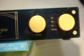 SHINDO AURIEGES tube preamplifier w/ MM PHONO Section 6