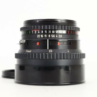 - Hasselblad Carl Zeiss Planar 80mm F2.  8 T Lens,  Needs Service