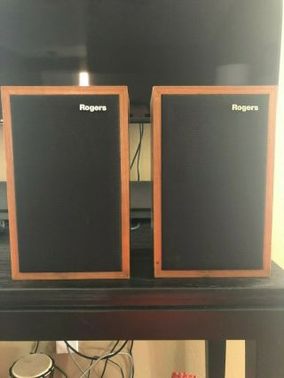 Rogers Ls3 / 5a Monitor Speakers