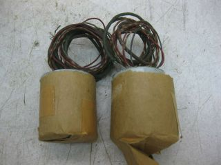 2 Western Electric 618b Input For Mc Step Up Nos Nos Nos From 1948